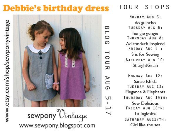 blog tour calendar