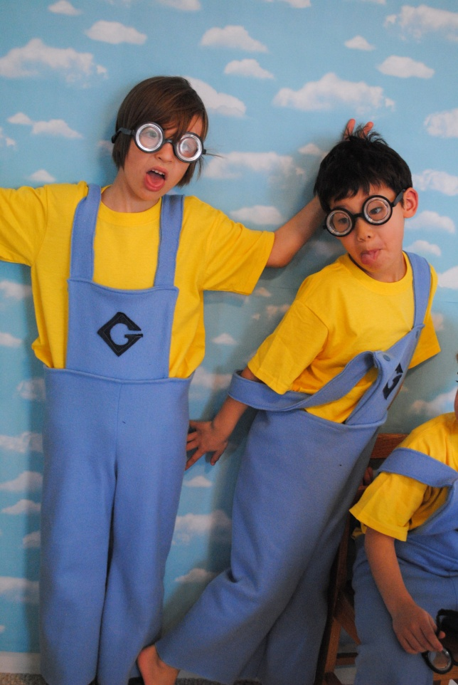 009-Jet's Despicable Me party 2-2-14 015